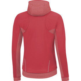GORE WEAR R3 Windstopper Thermo Hoodie Damen hibiscus pink